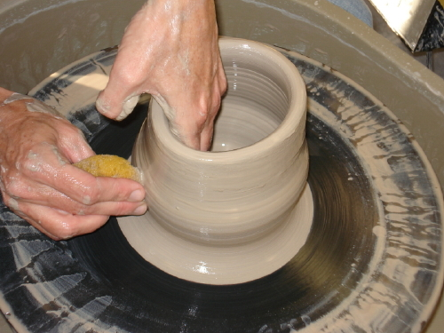 an analysis of the steps in making a pot in pottery The pottery table pottery studio business plan market analysis summary the pottery table is a paint-it-yourself pottery studio offering pre-fired ceramic pieces.