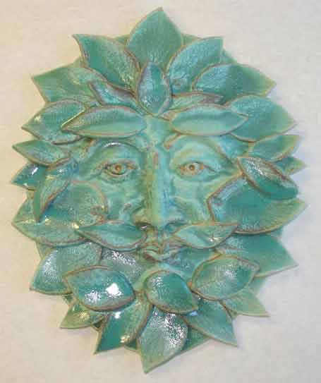 greenman - commission work - green