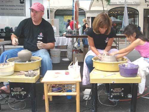 Stamford Craft Fair