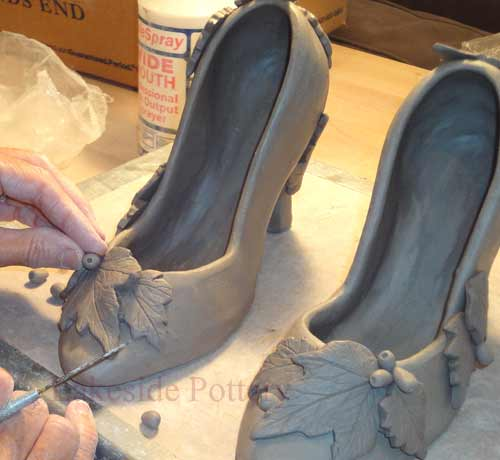 Add Clay Decorations To Project
