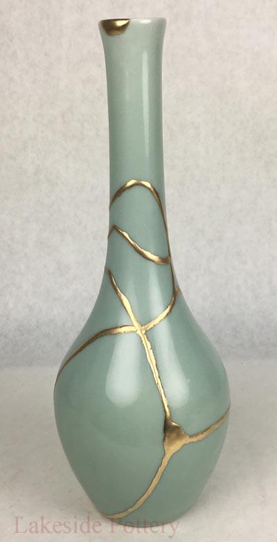 Kintsugi Art Gift Gallery Buy Kintsukuroi Pottery Gold Repair