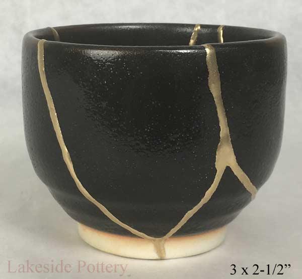 Kintsugi Pottery For Sale   Buy Kintsukuroi Art, Gold Repair