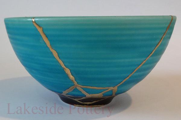 how to fix a broken ceramic bowl