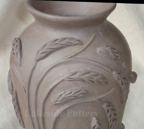 How To Make Slab Vase With Texture And Patterns Hand Building
