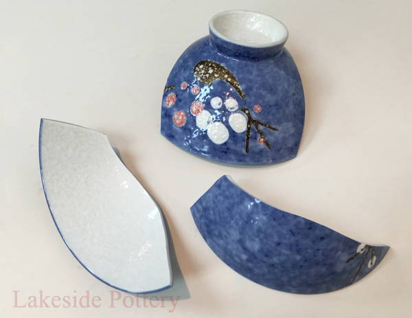 How Or Where To Fix Broken Pottery Or China Diy Lesson