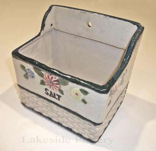 Japanse salt box restored