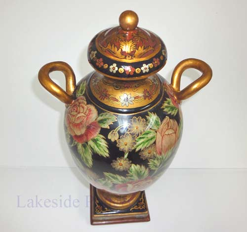 Chines urn - repaired