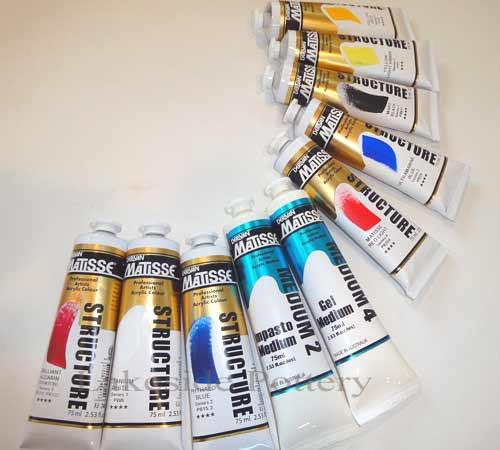 Epoxy Resin Oil Paints Acrylic