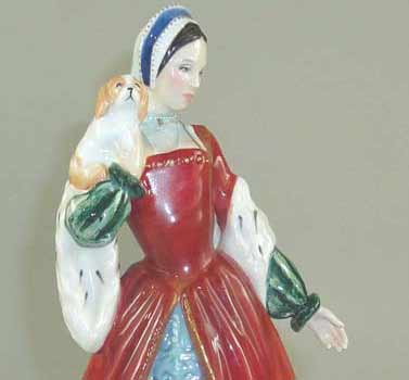 Fixing Broken Royal Doulton figurine