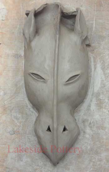 Hump Soft Mold Quot Drop Quot Method Handbuilding Sculpting